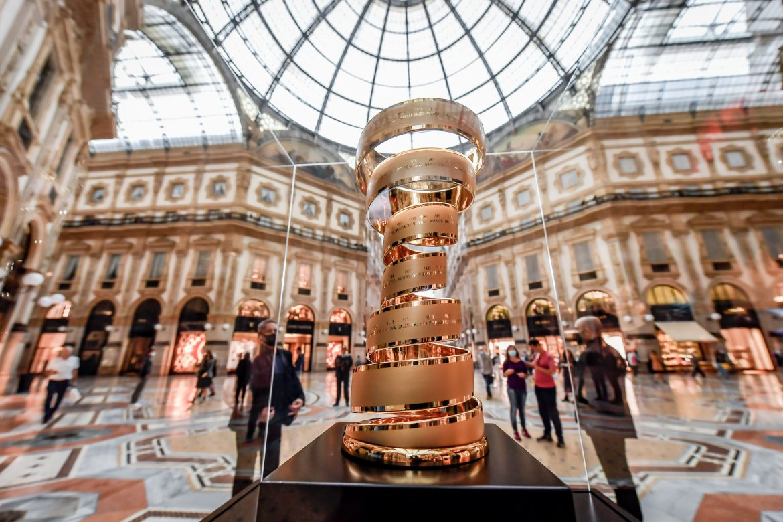 Giro d'Italia presentation to to take place in Wednesday
