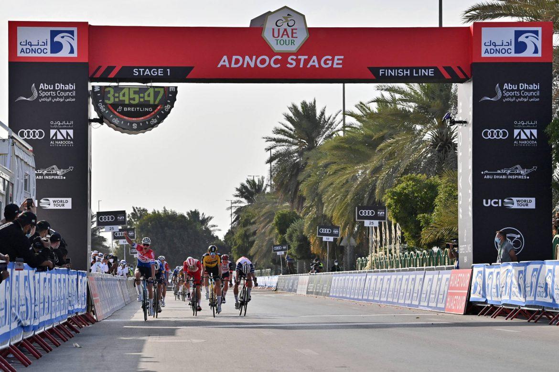 Alpecin-Fenix withdraws from the UAE Tour