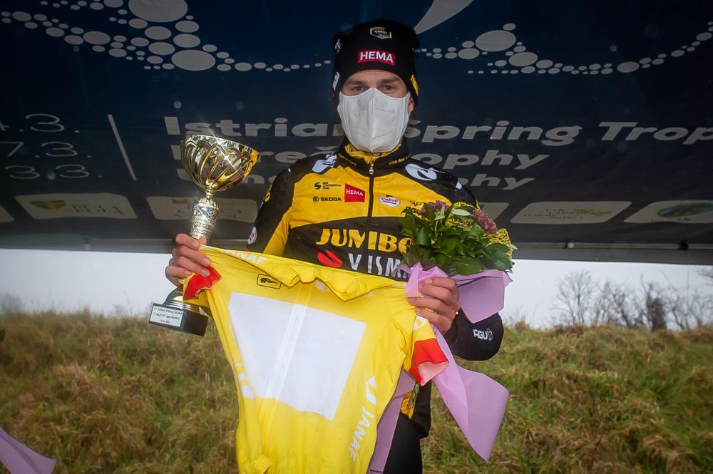 Fisher-Black wins general classification of Istrian Spring Trophy