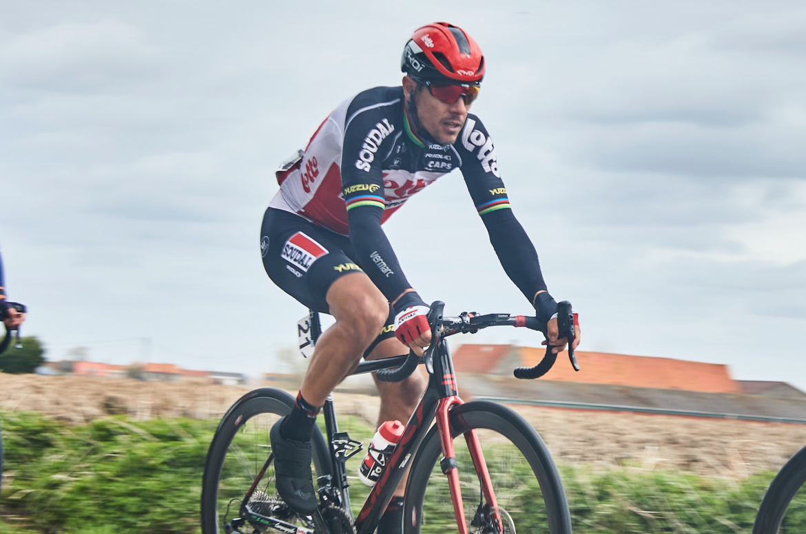 No Tour of Flanders for Philippe Gilbert, who takes a break