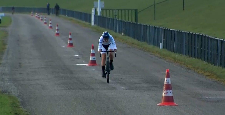 Van Dijk blows away the competition