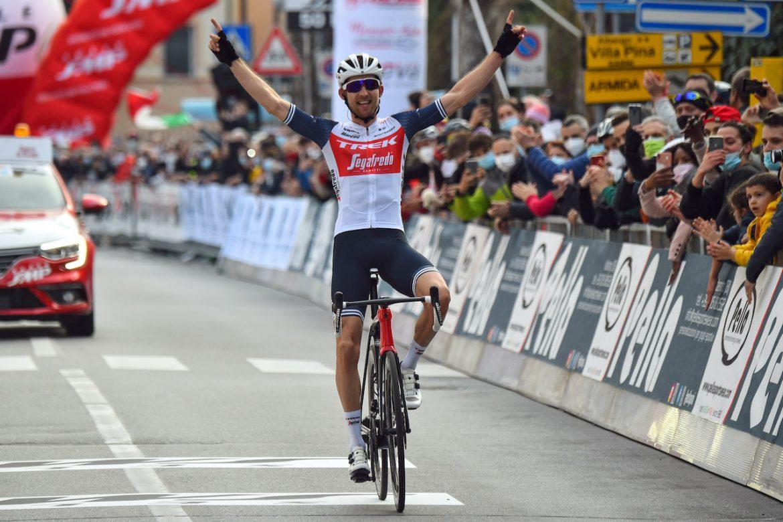 Bauke Mollema wins Trofeo Laigueglia