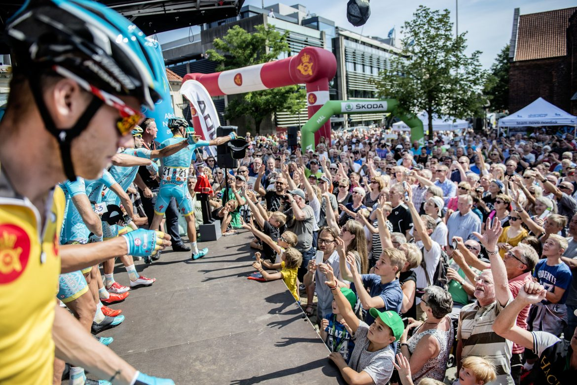 Teams and Stages for Tour of Denmark 2021