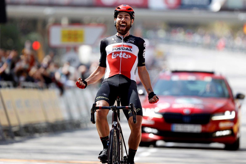 Thomas De Gendt takes memorable fifth stage win at Volta a Catalunya