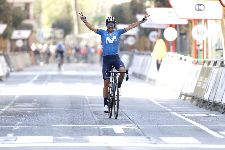 Alejandro Valverde wins GP Miguel Indurain