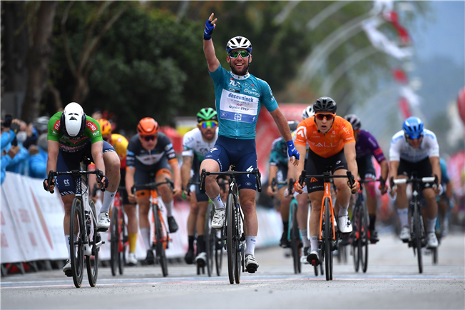 Mark Cavendish nets Deceuninck – Quick-Step's 800th victory