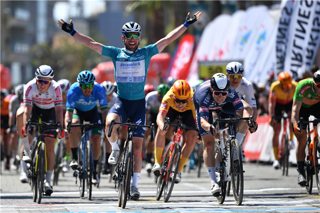 Cavendish doubles up at the Tour of Turkey