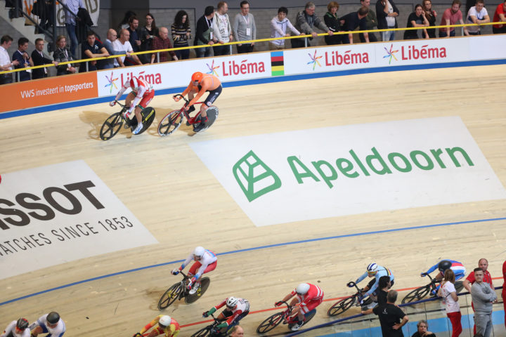Apeldoorn candidate for EC track cycling for juniors and U23 in 2021