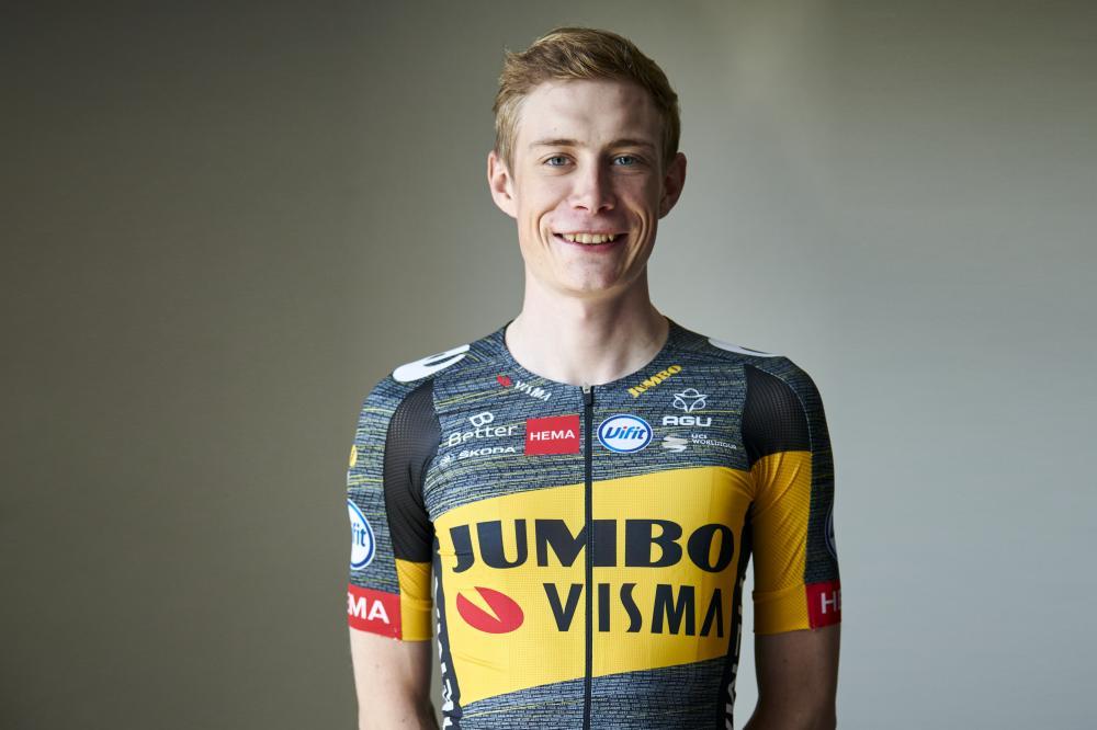 Vingegaard completes Team Jumbo-Visma in Tour de France