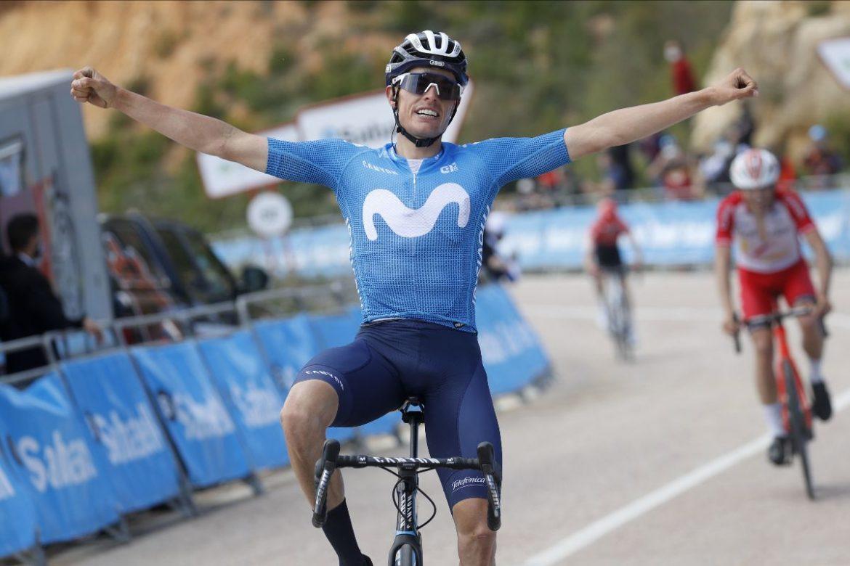 Enric Mas wins Queen stage at Comunitat Valenciana