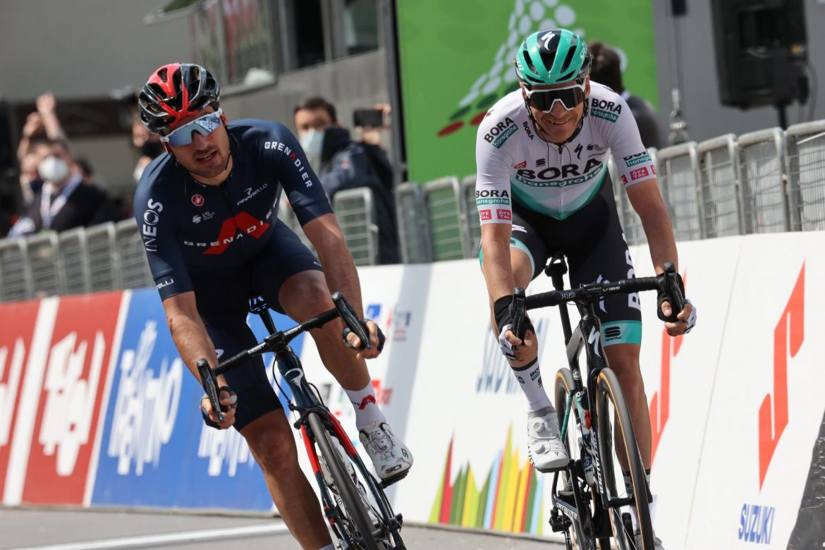Moscon gives an encore in Naturns/Naturno
