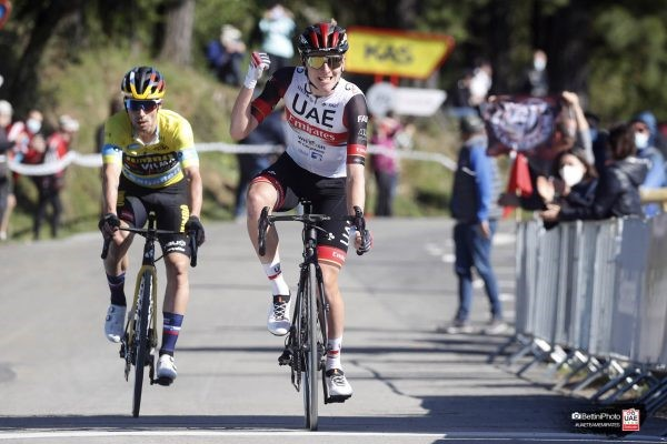 Pogačar wins in style at Basque Country