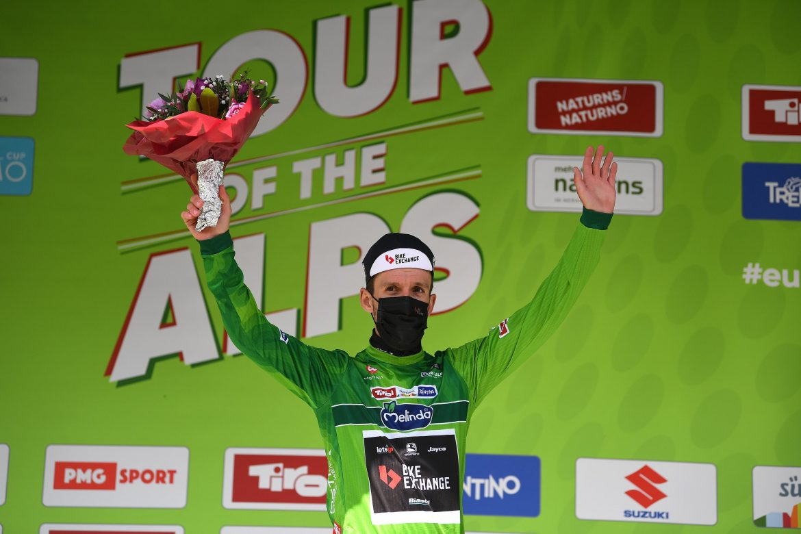 Yates delivers with a superb overall victory at Tour of the Alps