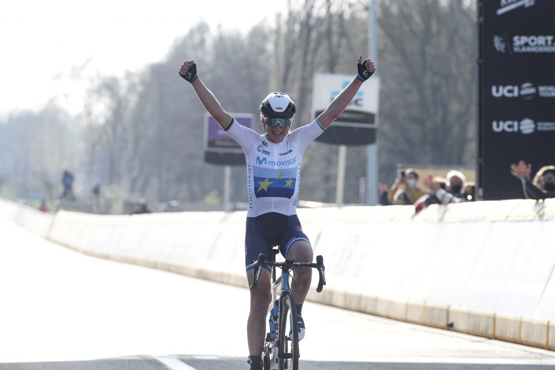 Van Vleuten wins De Ronde for Movistar Team