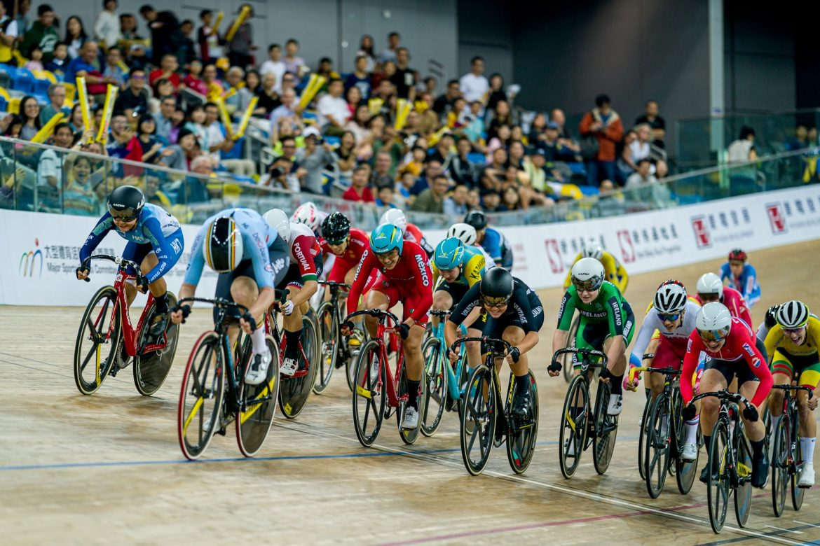 Track cycling enters historic new chapter as the UCI Track Champions League is launched