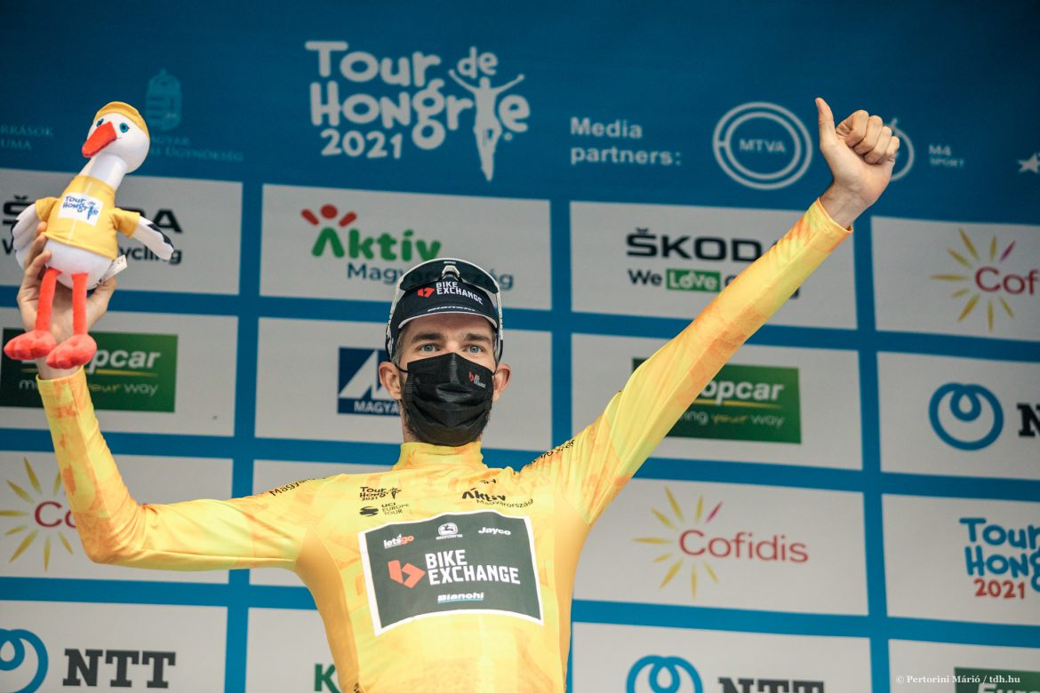 Howson wraps up the overall title at the Tour de Hongrie