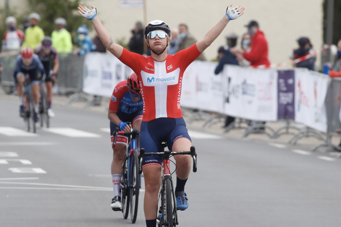 Emma Norsgaard wins Festival Elsy Jacobs stage one