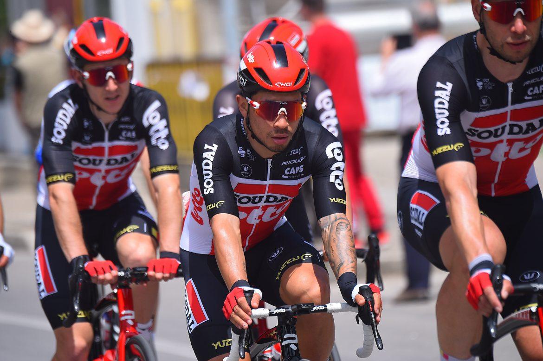 Caleb Ewan returns to racing at Baloise Belgium Tour