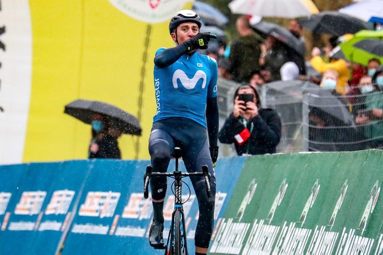 Marc Soler wins Tour de Romandie stage 3, takes GC lead