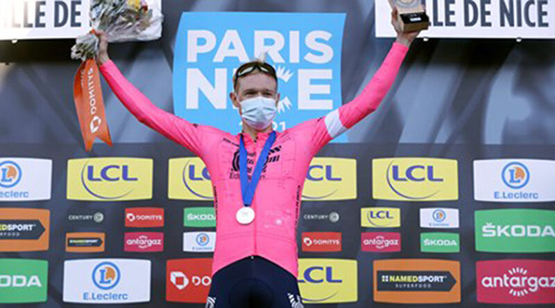 Magnus Cort Nielsen extends with EF Education–NIPPO