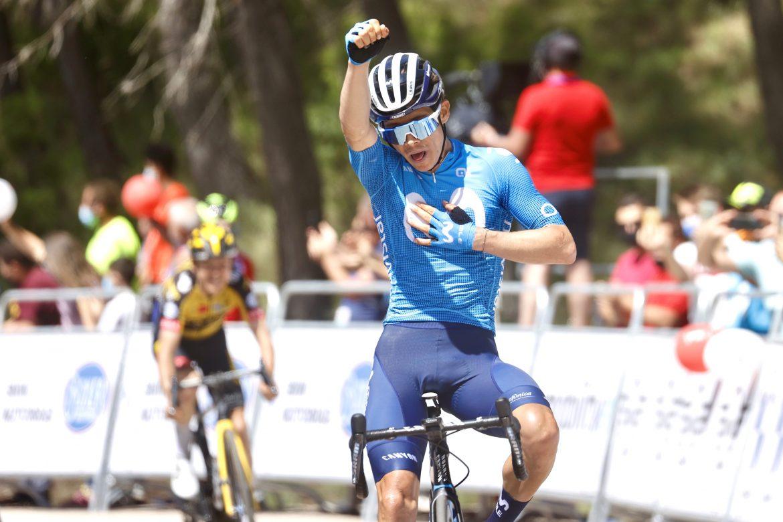 López already winning in Movistar Team colours