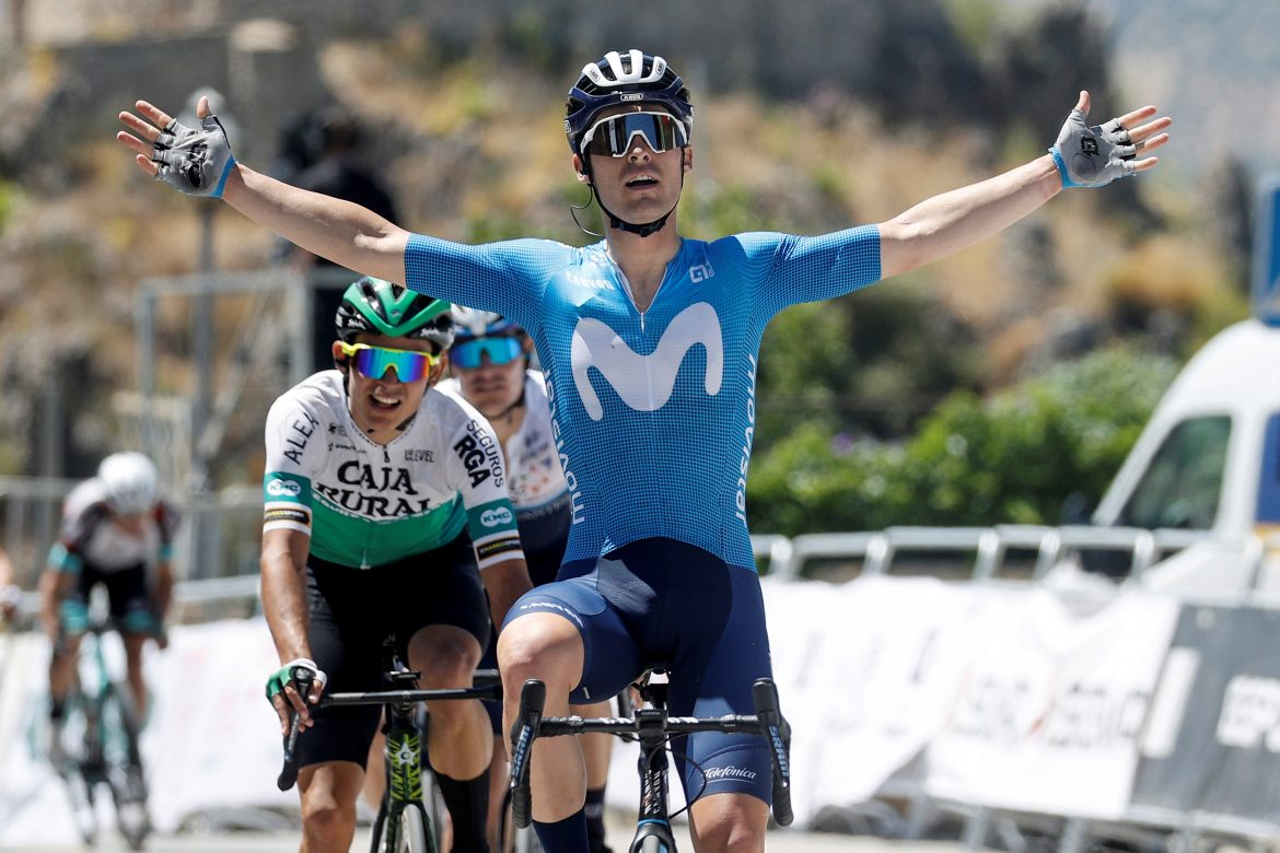 Serrano wins Vuelta a Andalucía stage one