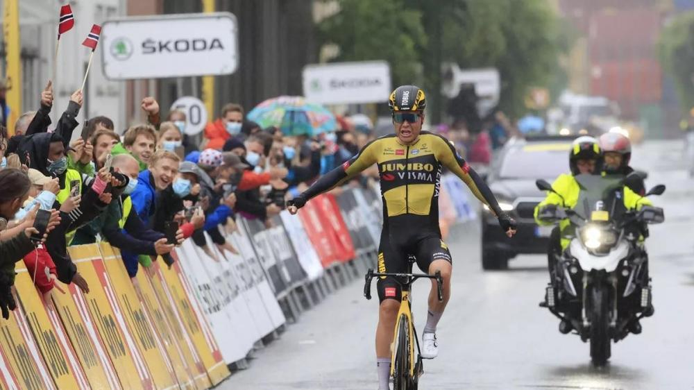 Foss also conquers Norwegian road title