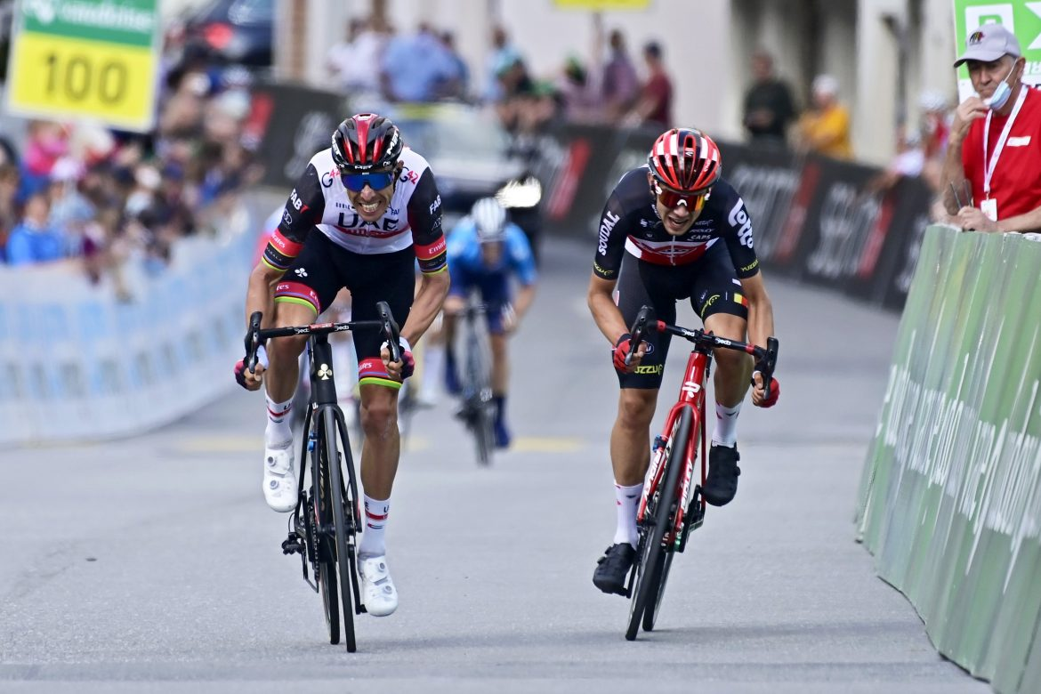 Andreas Kron delivers Lotto Soudal second victory of the day at Tour de Suisse