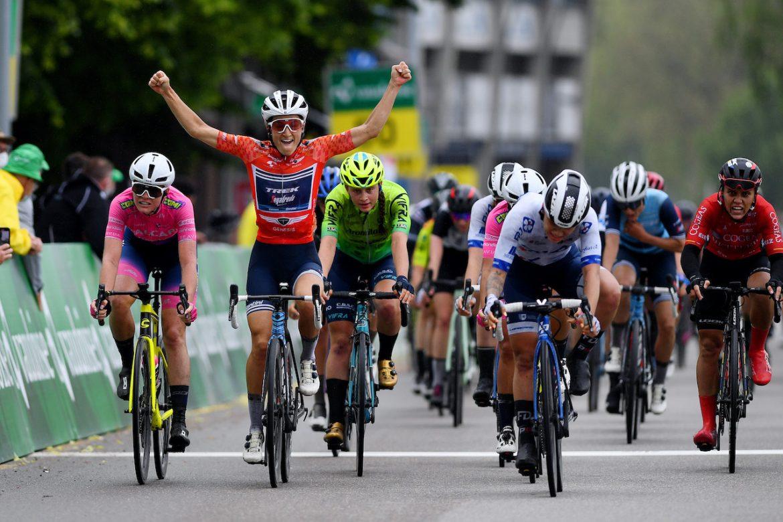 Lizzie Deignan wins Tour de Suisse