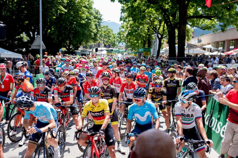 Bissegger's Tour de Suisse stage victory