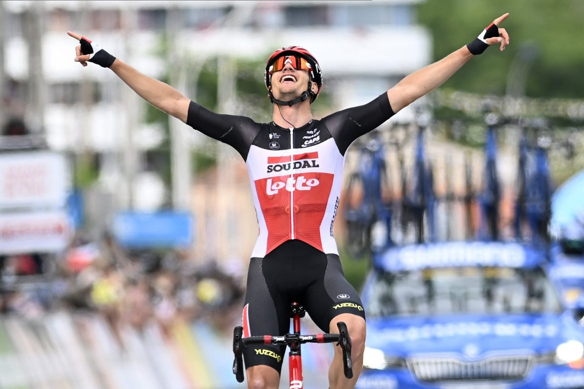 Brent Van Moer two more years at Lotto Soudal