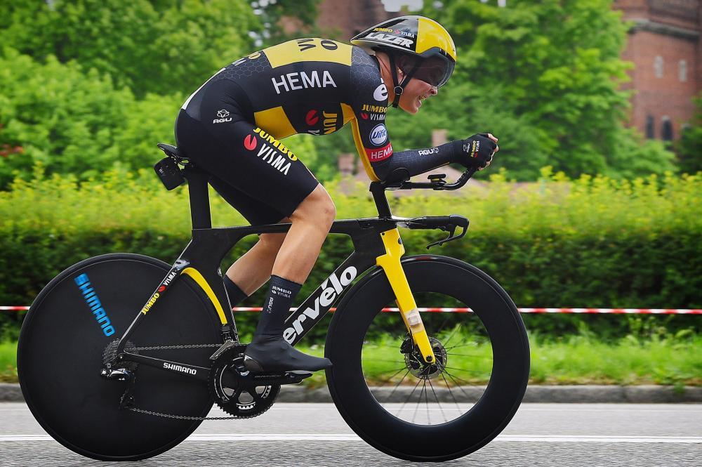 Foss Norwegian time trial champion