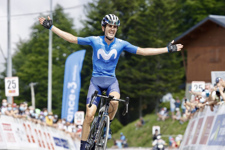 Antonio Pedrero wins Route d'Occitanie stage 3