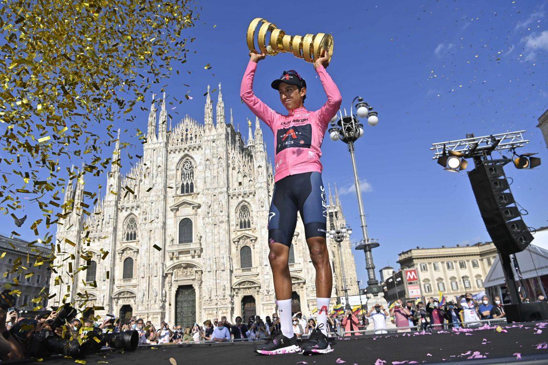 Giro d'Italia Awards: 'The Oscars of the 2021 Corsa Rosa'