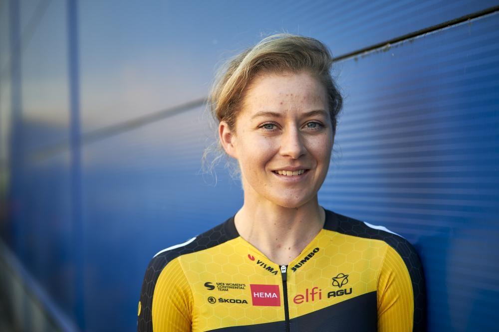 Former rower Amber Kraak joins Team Jumbo-Visma