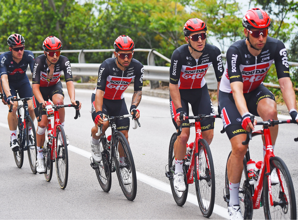 Lotto and Soudal, a strong tandem until 2022