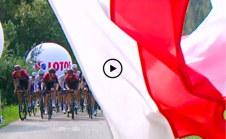 30 days left to the Tour de Pologne start