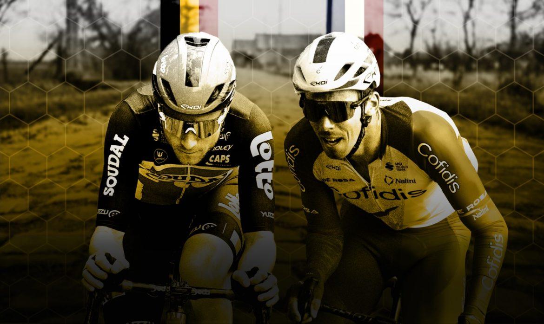 Team Jumbo-Visma welcomes Laporte and Van der Sande