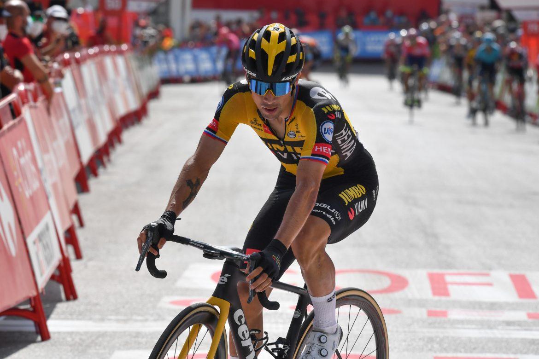 Beautiful second win in Vuelta for Roglic