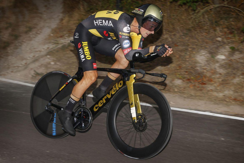 Roglic wins prologue Vuelta in convincing way