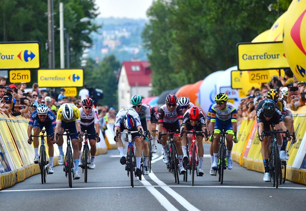 Heart-pounding sprint of Nikias Arndt in Bielsko Biala