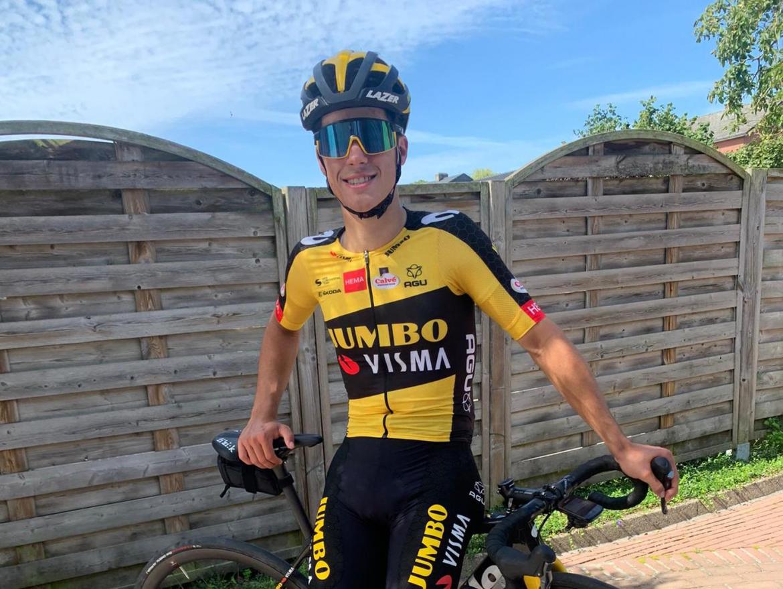 Van Petegem strengthens Jumbo-Visma Development Team