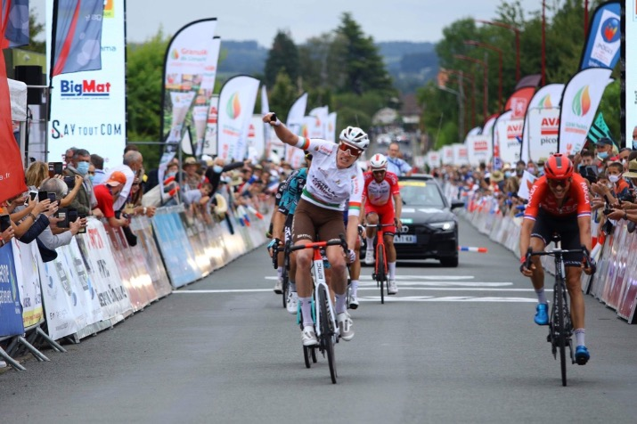 Tour du Limousin: Victory for Dorian Godon who takes the lead in the GC
