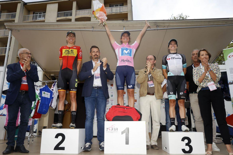 Thomas, Movistar Team complete splendid week in Ardèche