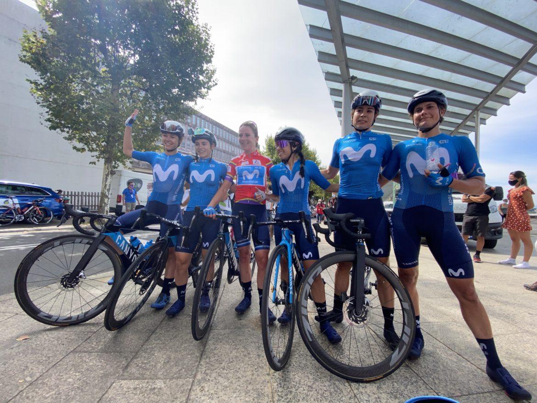 Van Vleuten, Movistar Team unstoppable in Galicia