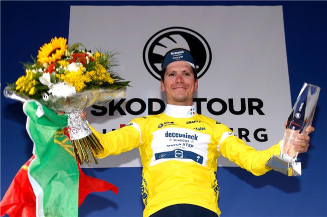 João Almeida wins the Tour de Luxembourg