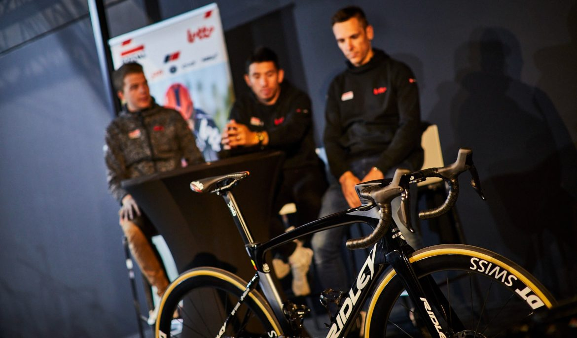 Ridley and Lotto Soudal extend to 2026