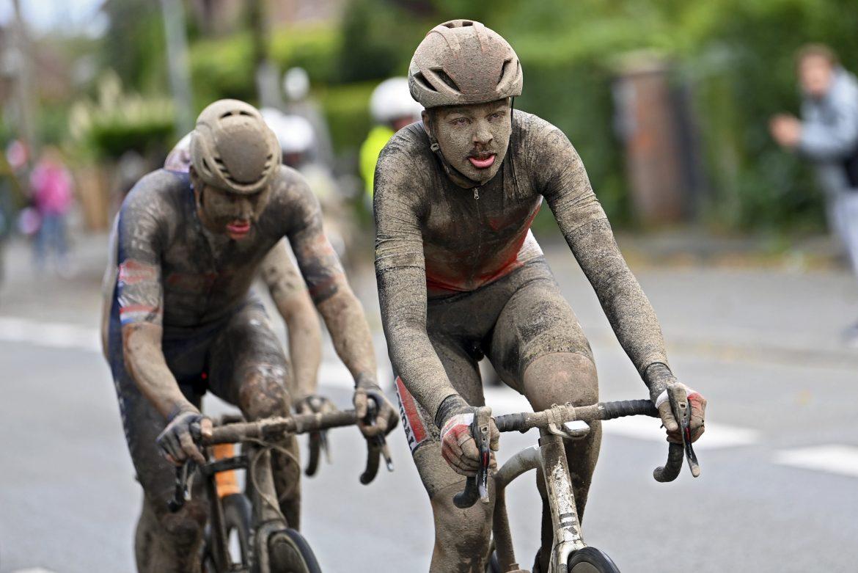 Impressive Florian Vermeersch powers to second place at memorable Paris-Roubaix