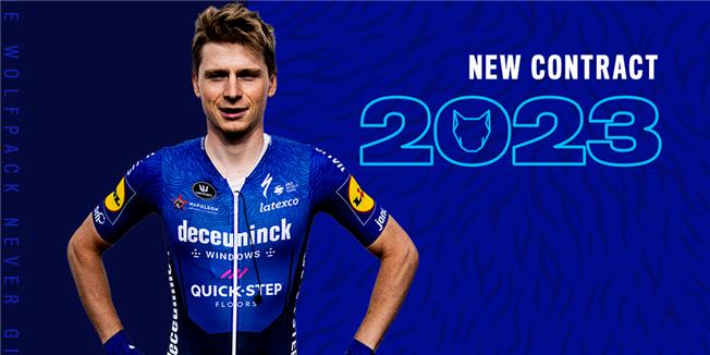 Stan Van Tricht signs for Deceuninck – Quick-Step
